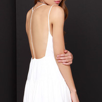 Ruf-filled with Joy Ivory Dress