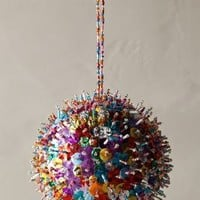 Sparked Sequin Ornament by