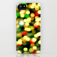 Oh Christmas Tree iPhone & iPod Case by RichCaspian