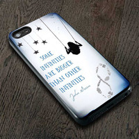 The Fault in Our Stars Quotes 11 Cover iPhone 5/5S/5C/4/4S, Samsung Galaxy S3/S4, iPod Touch 4/5, htc One X/x+/S Case