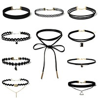 Vintage Chocker 10Pcs/Lot
