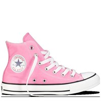 Pink High Top Chuck Taylor Shoes : Converse Shoes | Converse.com