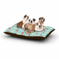 """Juan Paolo """"Give Me All Of The Bacon And Eggs"""" Parks & Recreation Dog Bed"""