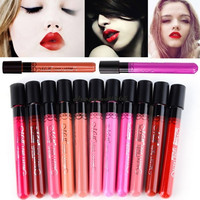 38 Color (20-38) 1 PC Makeup Moisture Matte Color Lipstick Long Lasting Nude lip stick lipgloss red color vitality cerise star