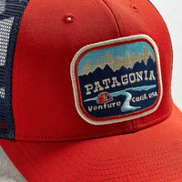 Patagonia Pointed West Trucker Hat - Urban Outfitters