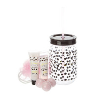 Je T'aime Bath Set Mason Jar