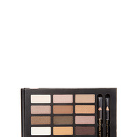 FOREVER 21 Shades of Love Eye Palette Natural/Pink One