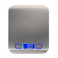 Cheap Digital Scale Stainless Steel 11 LB / 5000g Kitchen Scales Cooking Measure Tools Electronic Weight LED Food Scale