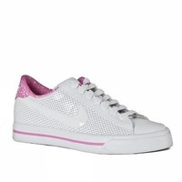 Nike Trainers Shoes Mens Sweet Classic Leather Si White