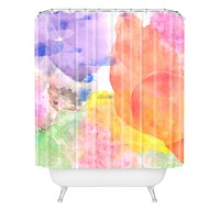 Hello Sayang Come Fly Away Shower Curtain