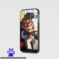 Up Disney Case Carl and Ellie A for iphone 4/4s/5/5s/5c/6/6+, Samsung S3/S4/S5/S6, iPad 2/3/4/Air/Mini, iPod 4/5, Samsung Note 3/4 Case * NP*