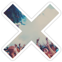 THE XX LOGO-CONCERT CLOUD