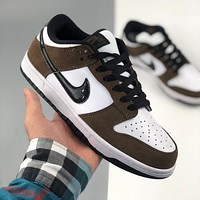 Nike running sports casual low-top shoes for men and women