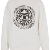 **Eye Sweater by Illustrated People