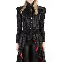 Gothic Ivy long coat
