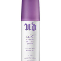 Urban Decay Chill Cooling And Hydrating Makeup Setting Spray, 4 oz