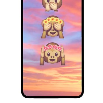 Monkey Flowers iPhone 7 iPhone 7 Plus iPhone 6 iPhone 6 Plus Case
