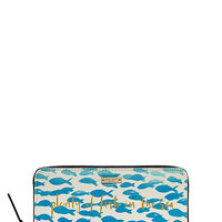 Kate Spade Davenport Court Lacey Caribbean Blue ONE