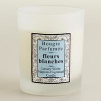 Magnolia and Ylang French Candle - World Market