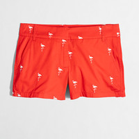 "Factory 3"" flamingo short"