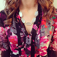 Noelle Collar Necklace