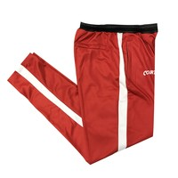 HARD LINE RED JOGGERS
