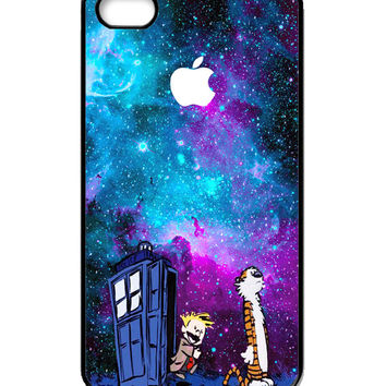 Calvin and hobbes iPhone 4/4s Case
