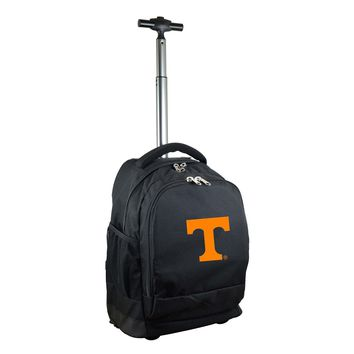 Tennessee Vols Wheeled Premium Backpack
