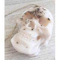Skull Soap on a Rope - Choose your Color