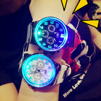 Couples Light up Watch