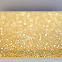 Gold Bokeh - Photography Backdrop