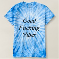 EDM Lovers/ Good Vibes T-shirt