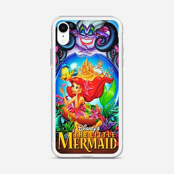 Ariel Tattoo Doodle iPhone XR Case