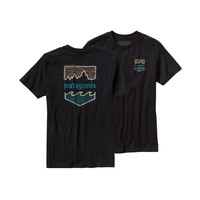 Patagonia Men's Patagonia Badge Organic Cotton T-Shirt