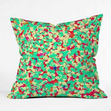 Rebecca Allen Spring Dreams Throw Pillow