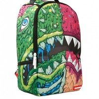 ZOMBIE ICE CREAM SHARK | Sprayground Backpacks, Bags, and Accessories