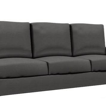 Endicott Paragon King Leather Sleeper by Lazar Industries