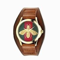 GUCCI Ladies Watch Little bee Ltaly Stylish Watch H-PS-XSDZBSH