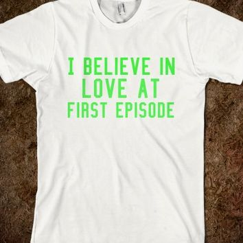 LOVE AT FIRST EPISODE