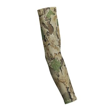 Leafy Camouflage Green  Shooting Arm Sleeve