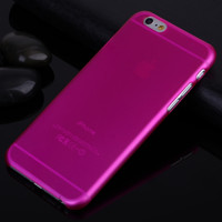 Utra Thin Slim Case for iPhone 6 and iPhone 6 Plus