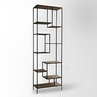 Tiered Tower Bookcase
