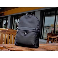 VERSACE MEN'S HOT STYLE LEATHER BACKPACK BAG