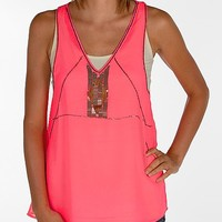 I. Maddine Neon Tank Top - Women's Shirts/Tops | Buckle