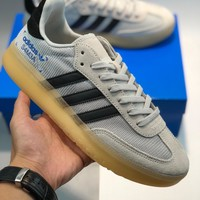 Adidas Originals Samba RM cheap Men's and women's adidas shoes