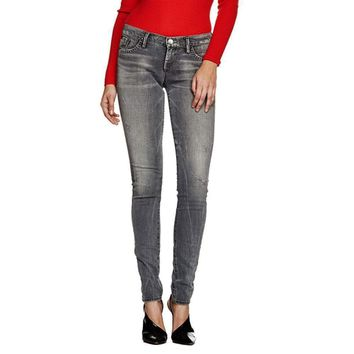 Goldsign Lure Skinny Harbor Mist Jeans