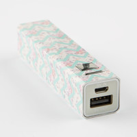 Lmnt Portable Phone Charger Multi One Size For Women 25228495701
