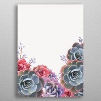 Succulents by Jace Anderson | Displate