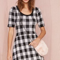 Knitz by For Love and Lemons Hit the Slopes Dress