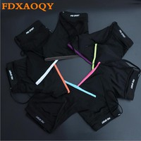 FDXAOQY 2017 Women Strappy Quick Dry Sports Yoga Shorts Fitness Marathon Breathable Elastic Exercise Running Shorts Pants gym